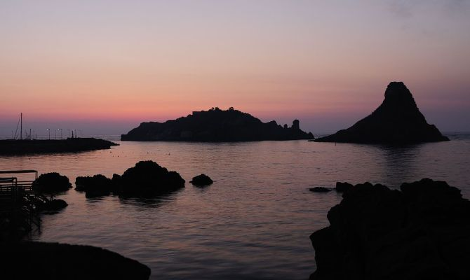 The most romantic Sicily