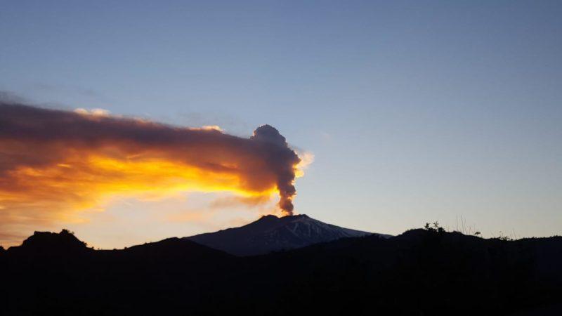 Etna, la Montagna di fuoco