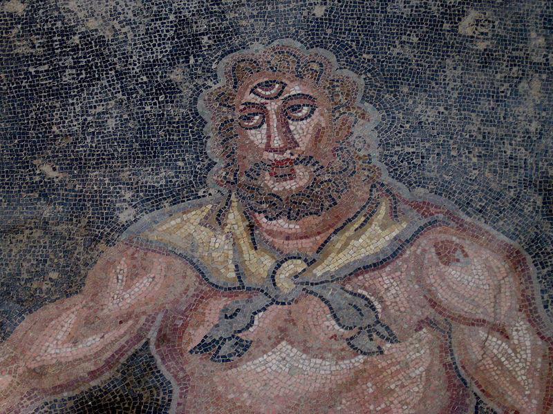 Sicilian Cyclops