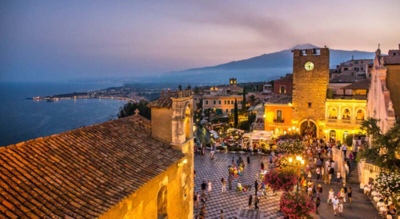 WEDDING IN TAORMINA (Sicily – Italy)